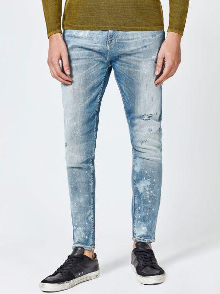 Jeans Regular Abriebstellen | Bekleidung > Jeans > Sonstige Jeans | Blau | Baumwolle | Guess