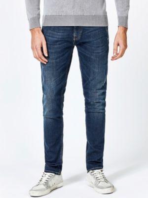 Jeans Skinny Modello Chino