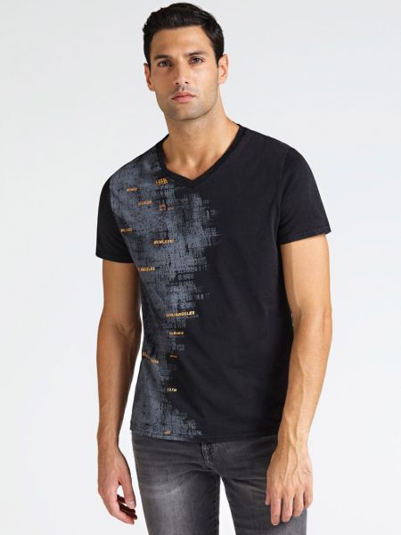 Imagen principal de producto de Camiseta Estampado Lado - Guess