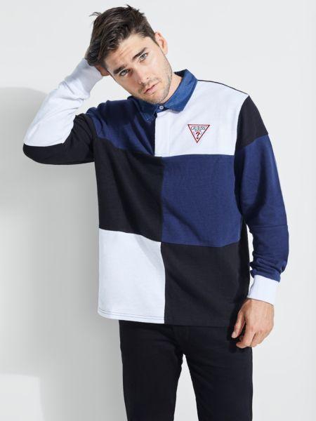 Imagen principal de producto de Camiseta Polo Colores En Contraste - Guess