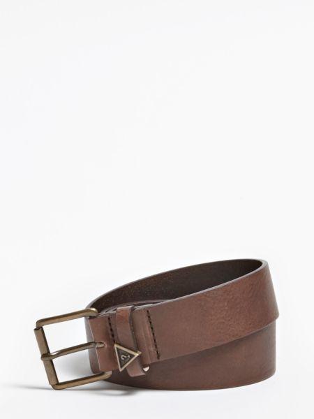 Imagen principal de producto de Cinturón Hebilla Piel - Guess