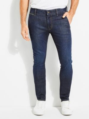 Jeans Superskinny Modello Chino