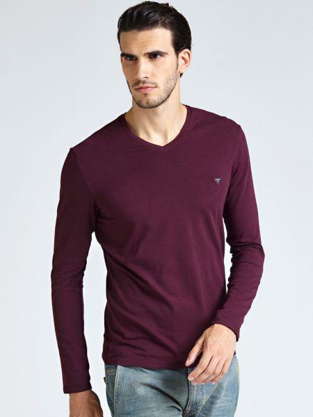 Imagen principal de producto de Camiseta Cuello En V - Guess
