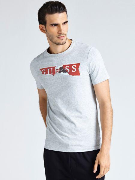 Imagen principal de producto de Camiseta Logo Rasgado - Guess