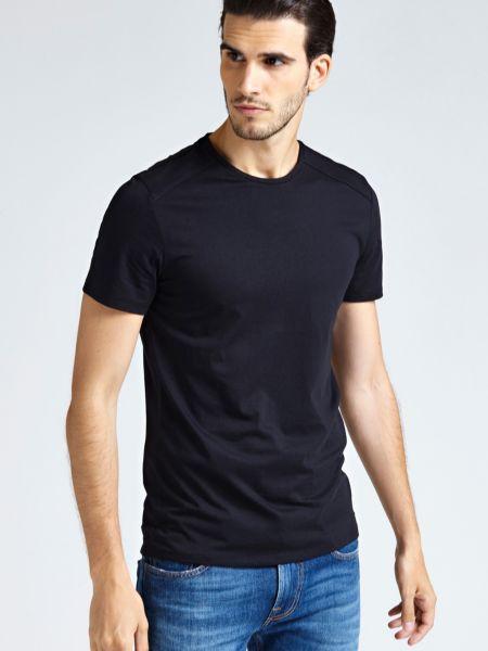 Imagen principal de producto de Camiseta Plaquita Logo - Guess