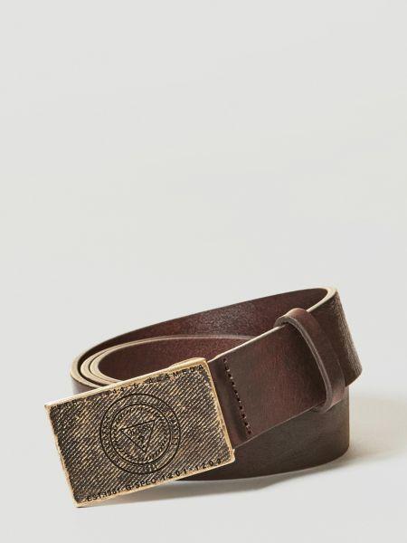 Imagen principal de producto de Cinturón Piel Placa Logotipo - Guess