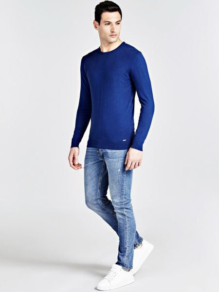 Guess - Jeans Modèle Cinq Poches - 2