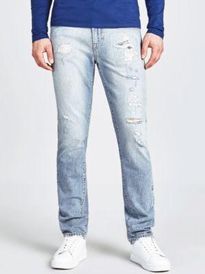 Jeans Slim Vita Bassa