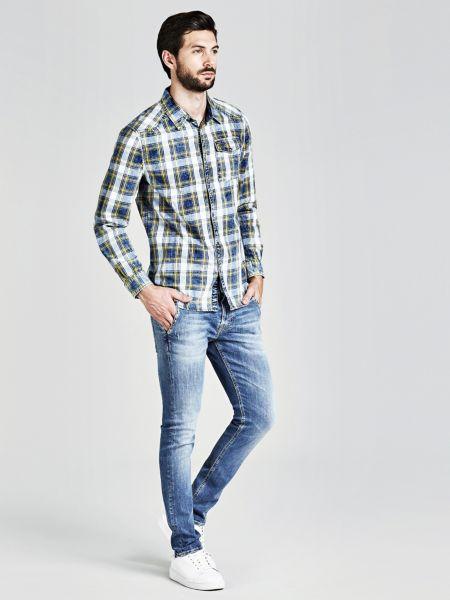 Guess - Camisa Motivo De Cuadros - 2