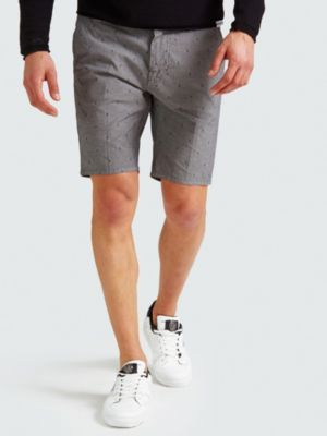 Shorts Cotone Pois