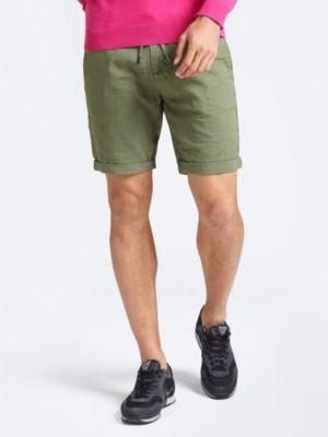 Shorts Cotone Lacci