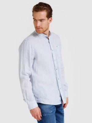 Camicia Coreana Lino