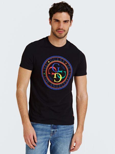 T-Shirt Imprime Logo Frontal