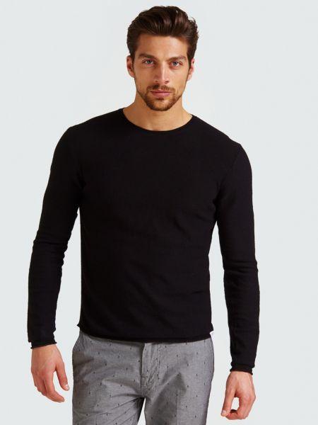 Pullover | Bekleidung > Pullover > Sonstige Pullover | Schwarz | Baumwolle | Guess