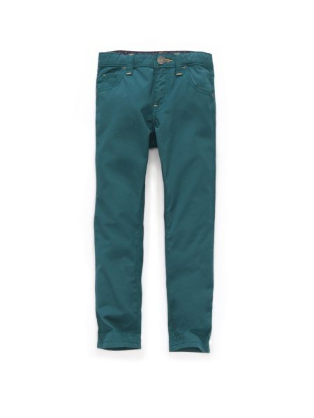 Twill coloured pant