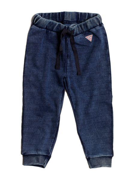 Pantalon avec cordon coulissant