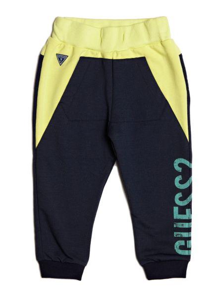 Pantalon color block