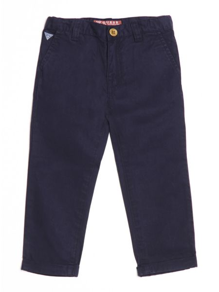 Guess - Pantalón Modelo Chino Algodón - 1