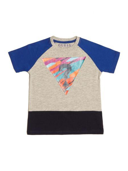 Imagen principal de producto de Camiseta Color En Contraste - Guess