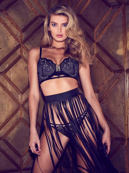 Natural Bra Aus Spitze Dream Noir - Guess
