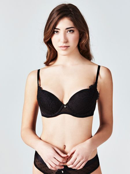 Push-Up-Bh Sheer Romance Pünktchenmuster - Guess
