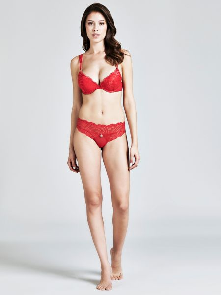 Guess - Push-Up-Bh Retro Sweetheart Spitze - 2