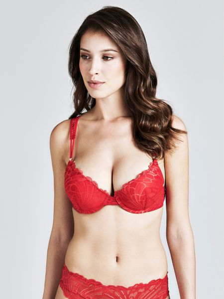 Guess - Push-Up-Bh Retro Sweetheart Spitze - 1