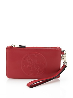 Amy large pouch 4G logo wallet