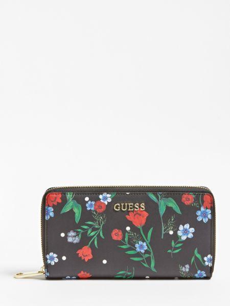 Guess - Cartera Eloise Estampado Floral - 1