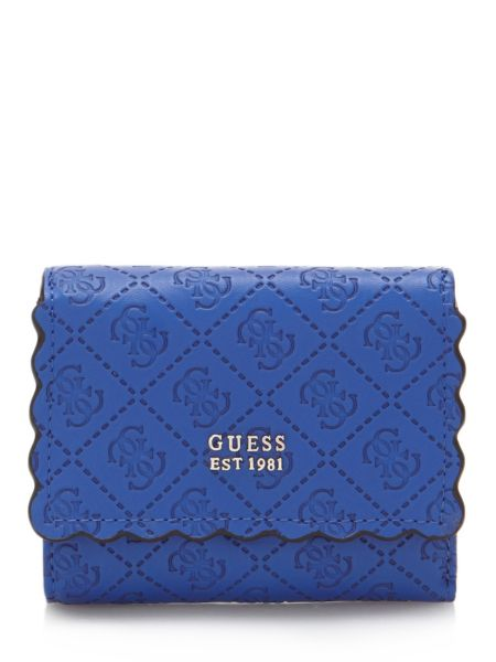 Imagen principal de producto de Cartera Rayna Logo Grabado - Guess