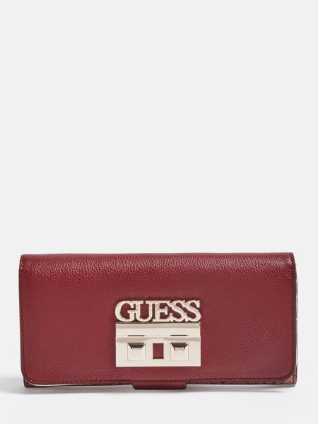 Guess Luxe Logo Wallet