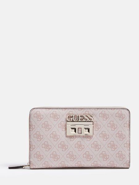 Imagen principal de producto de Cartera Logo Luxe Estampado Logo - Guess