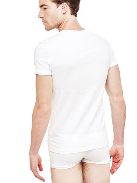 Guess - Pack De 2 Camiseta Hero De Algodón Elástico - 2
