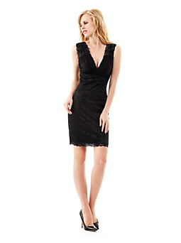 Lace Galoon Dress
