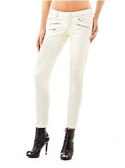 Pantalon avec multiples glissières