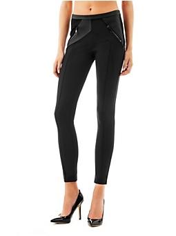 Mixed viscose legging pant