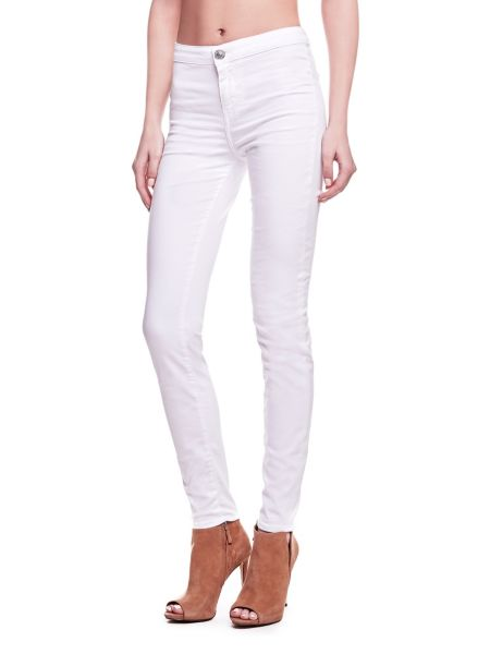Fuseau coton stretch