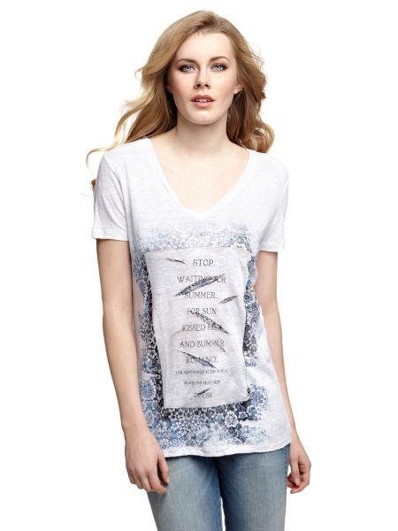 T shirt en lin