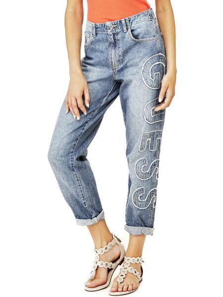 Jeans Boyfriend Logo
