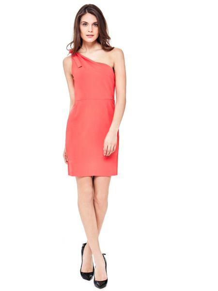 #Einschultriges Kleid#