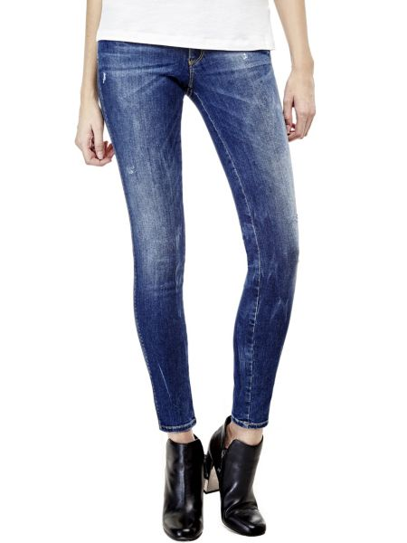 Jean Skinny Curve X