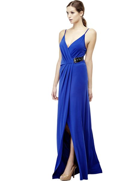 Langes Kleid Schnalle - Guess