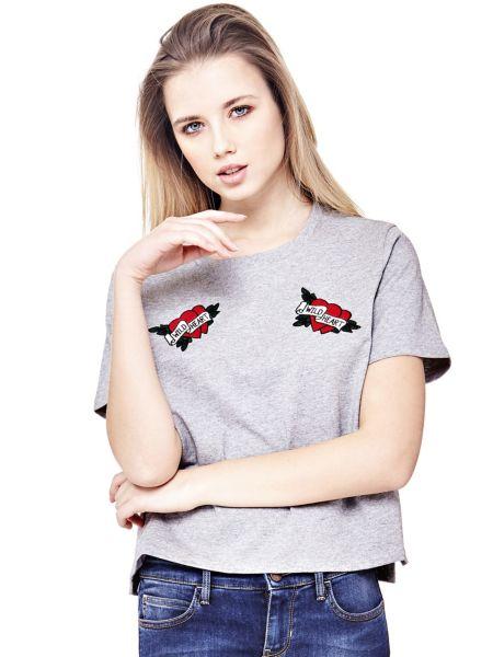 T-Shirt Applicazioni Frontali