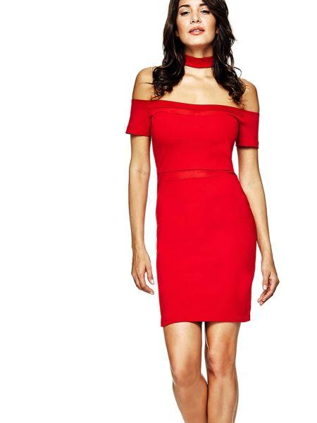 Kleid T-Ausschnitt - Guess