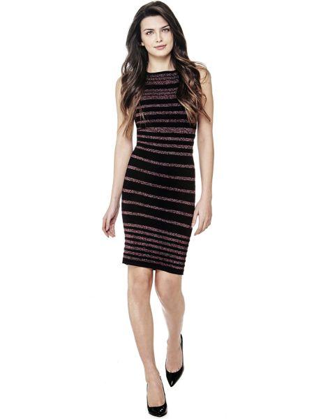 Kleid Streifenmuster - Guess