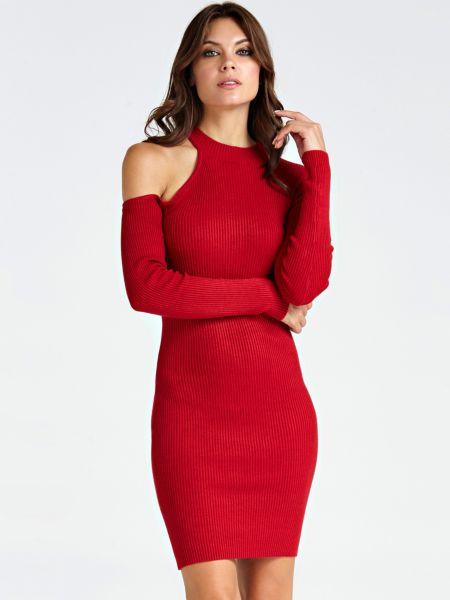 Imagen principal de producto de Vestido Hombro Descubierto - Guess