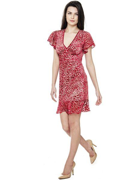 Kleid Animalprint - Guess