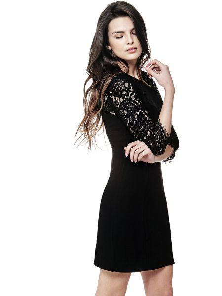 Kleid Spitzendetails - Guess