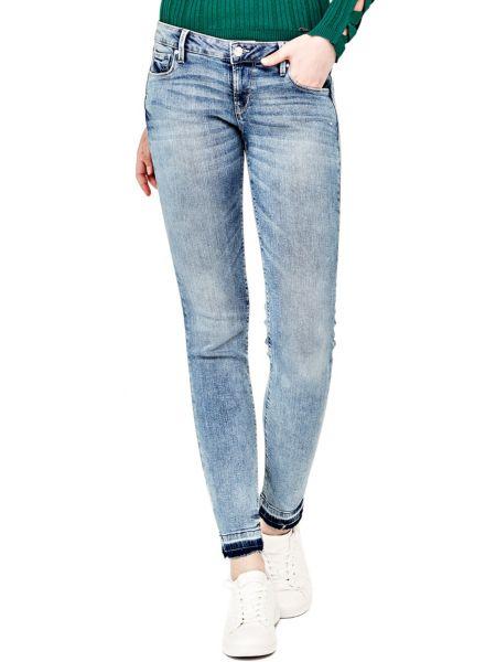 Jeans Fondo A Contrasto
