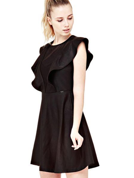 Kleid Transparente Details - Guess